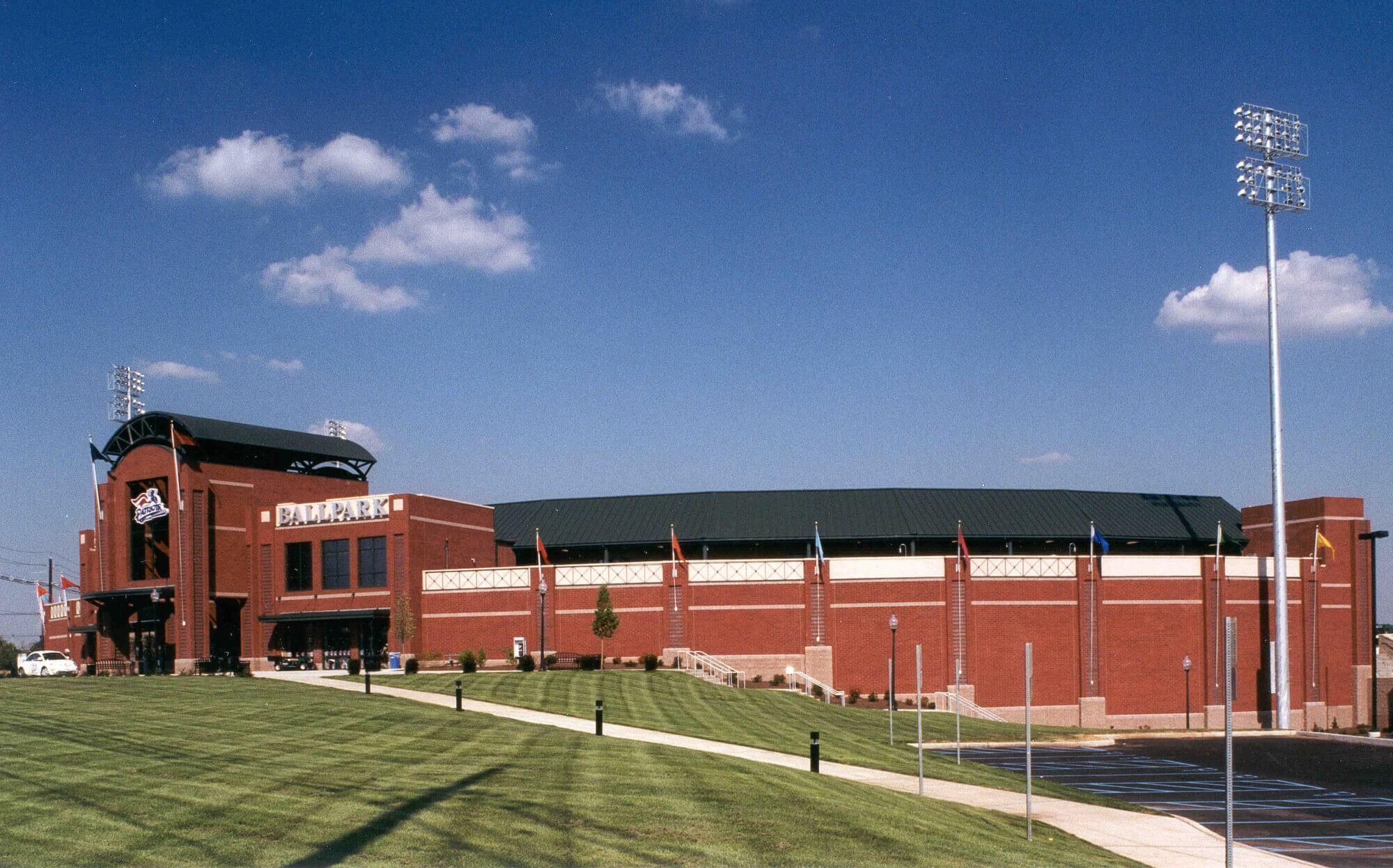 Ballpark Architecture 2