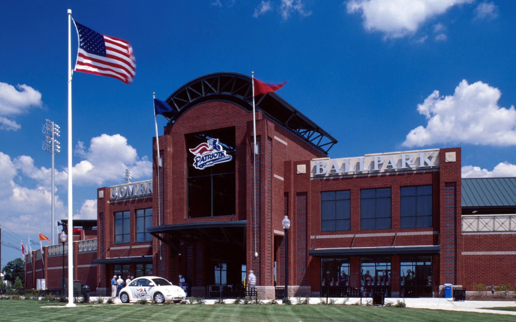 Ballpark Architecture 1