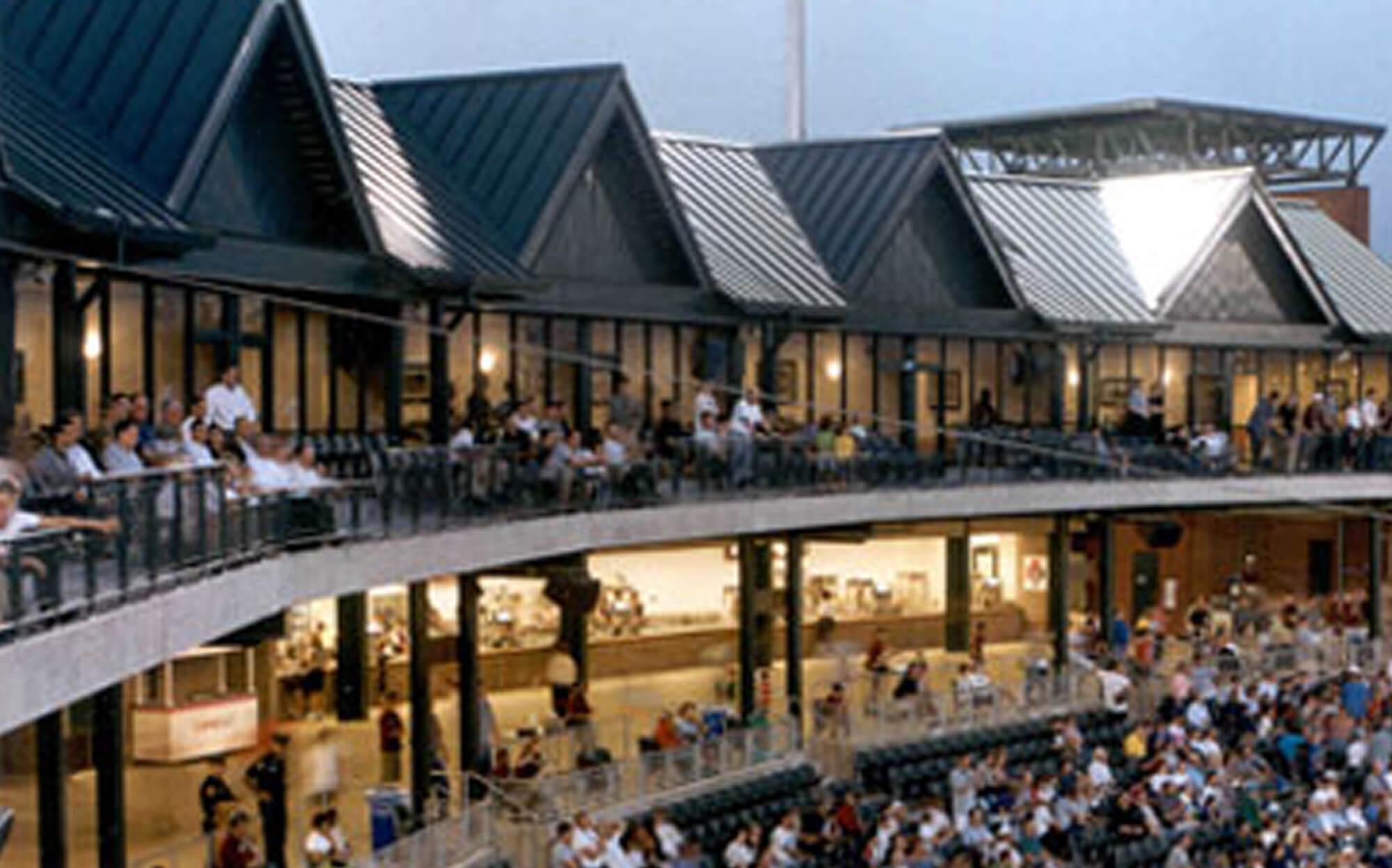Ballpark Architecture 3