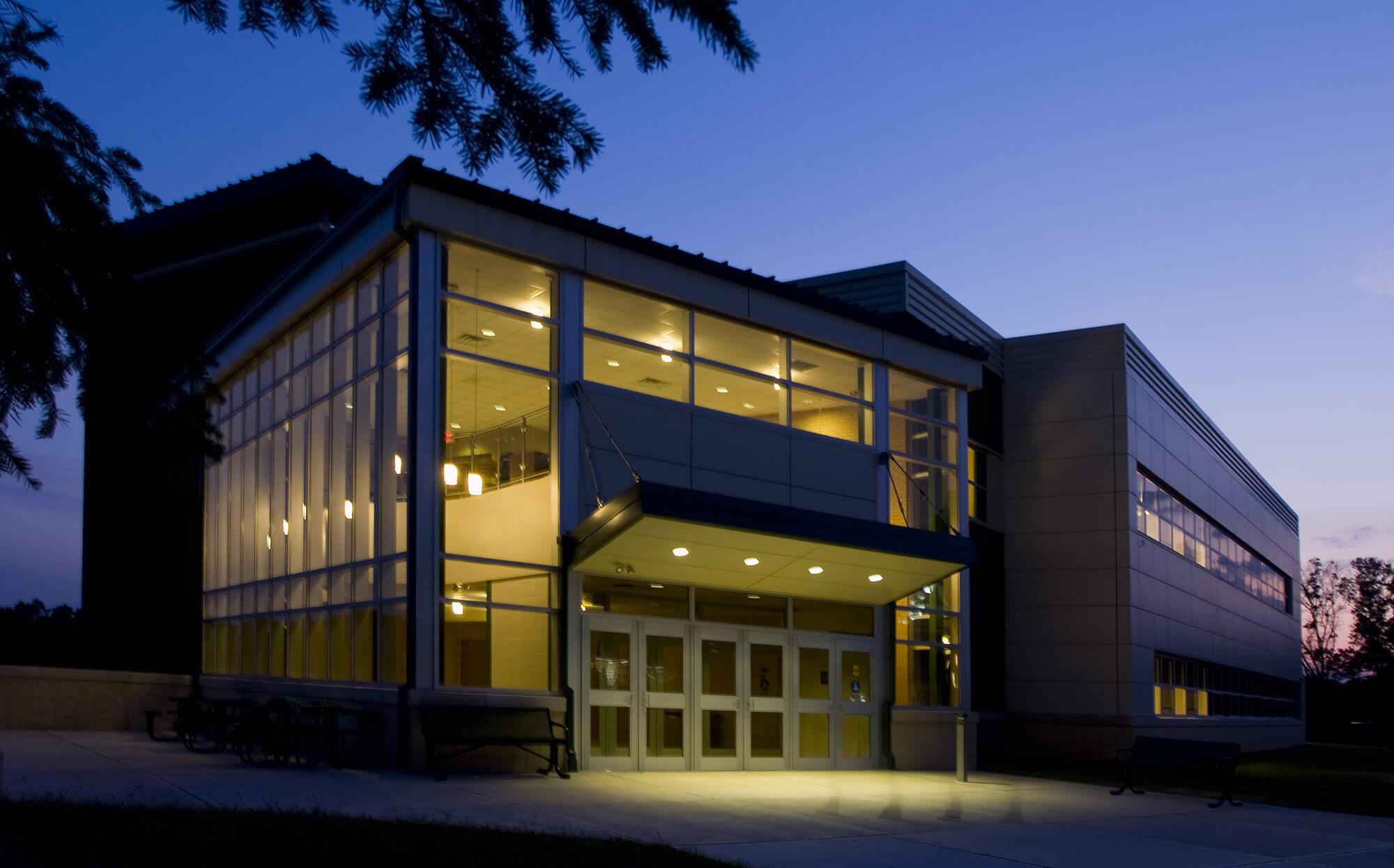 Community College Architecture 1