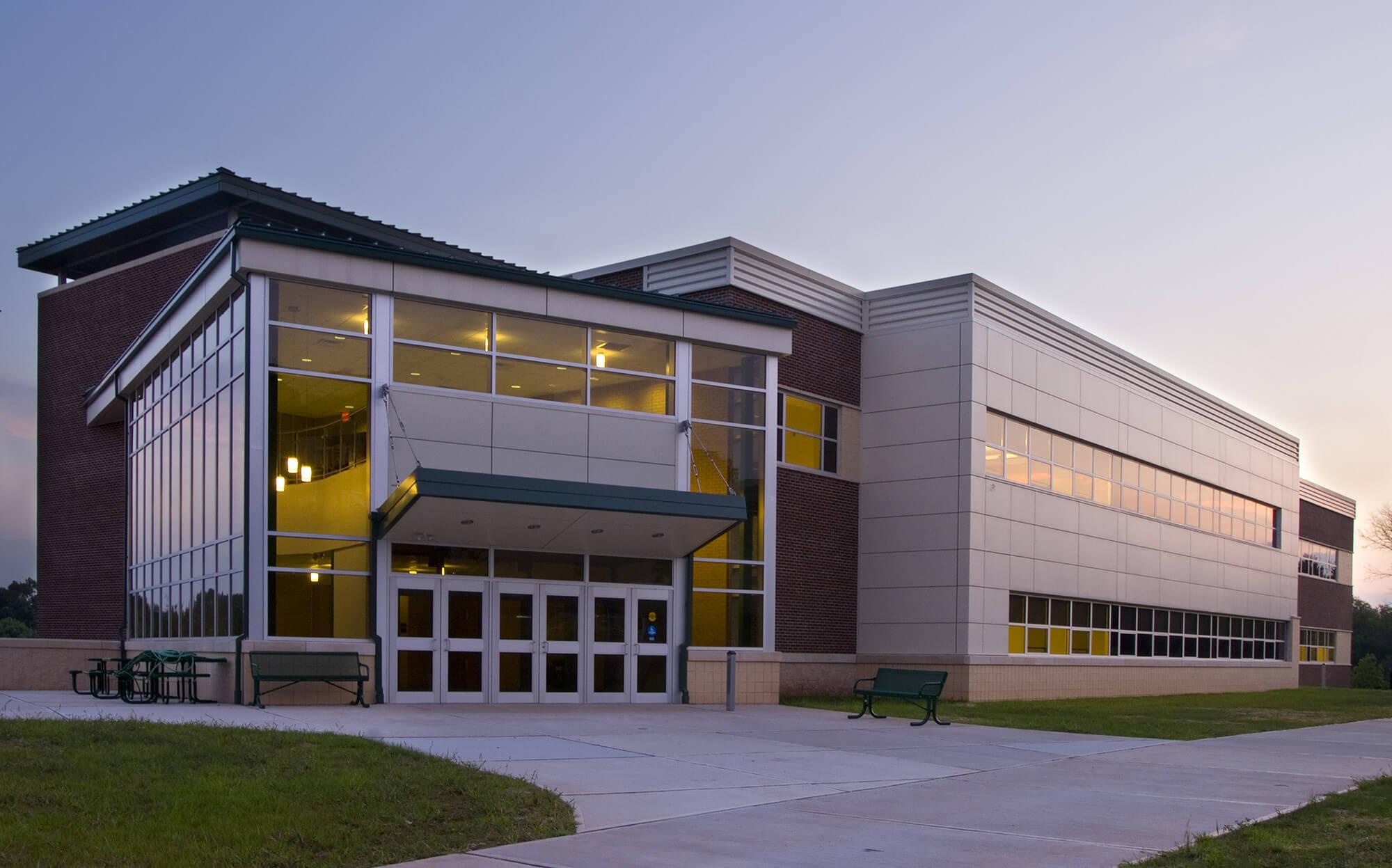 Community College Architecture 5