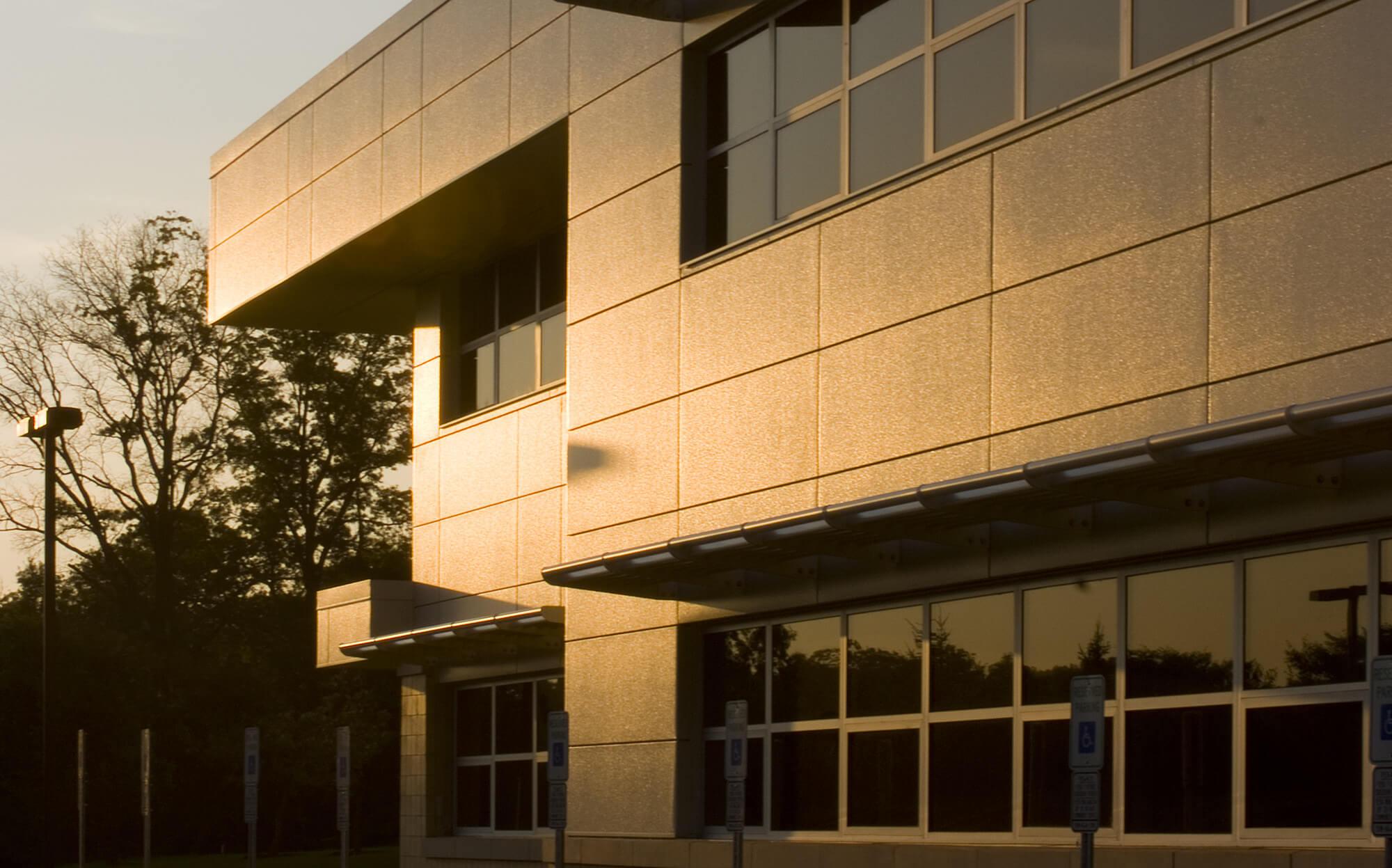 Community College Architecture 2