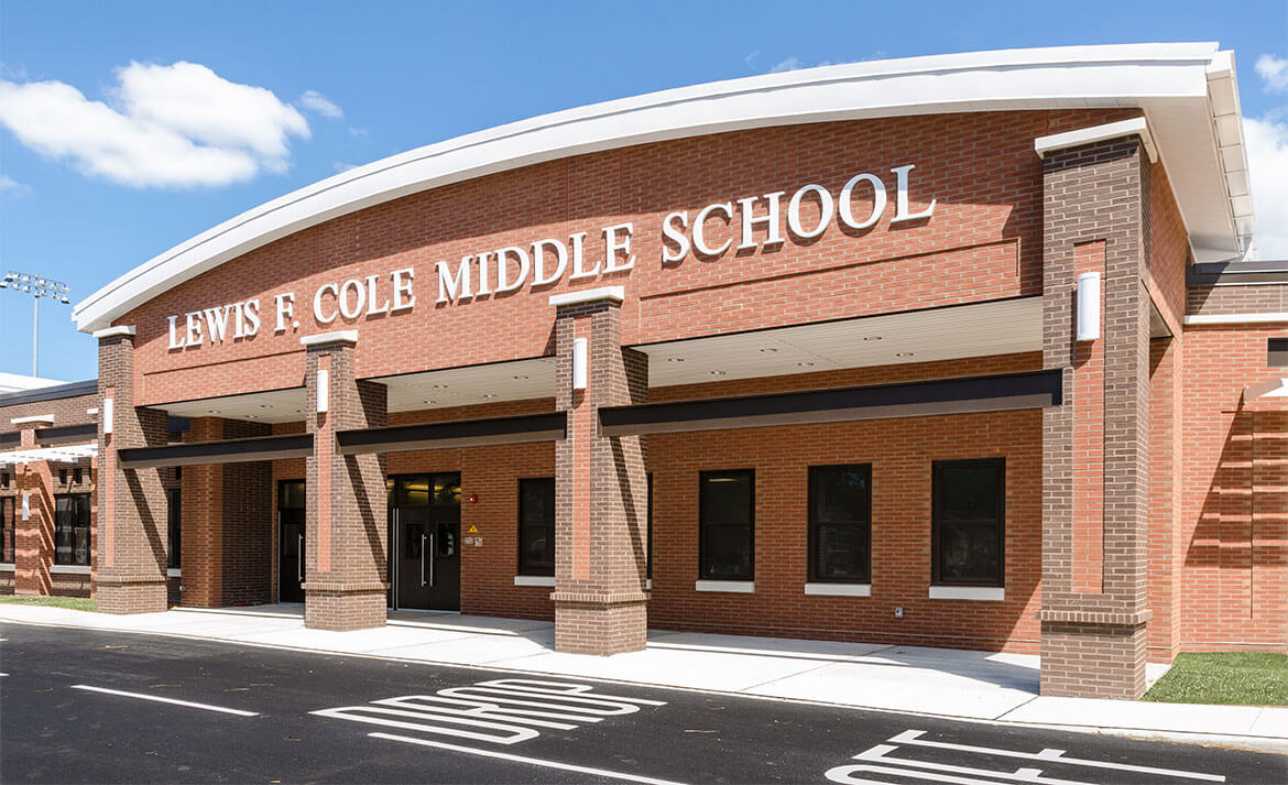 Lewis F. Cole Middle School